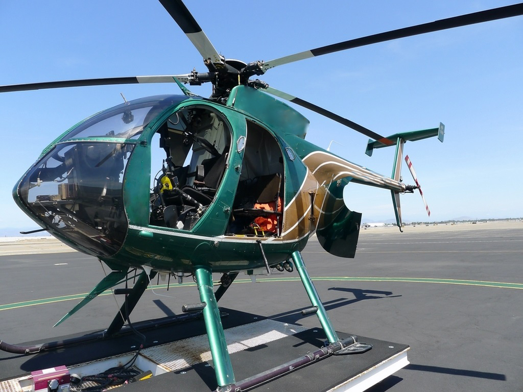 Riverside Helicopter Tours in  California