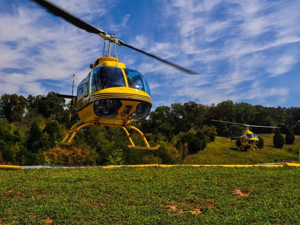 Helicopter Charters in Riverside in  California
