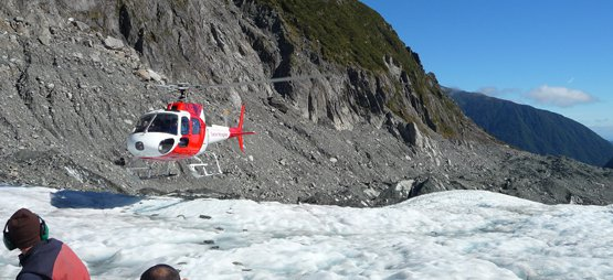 Riverside Helicopter Tour Rides