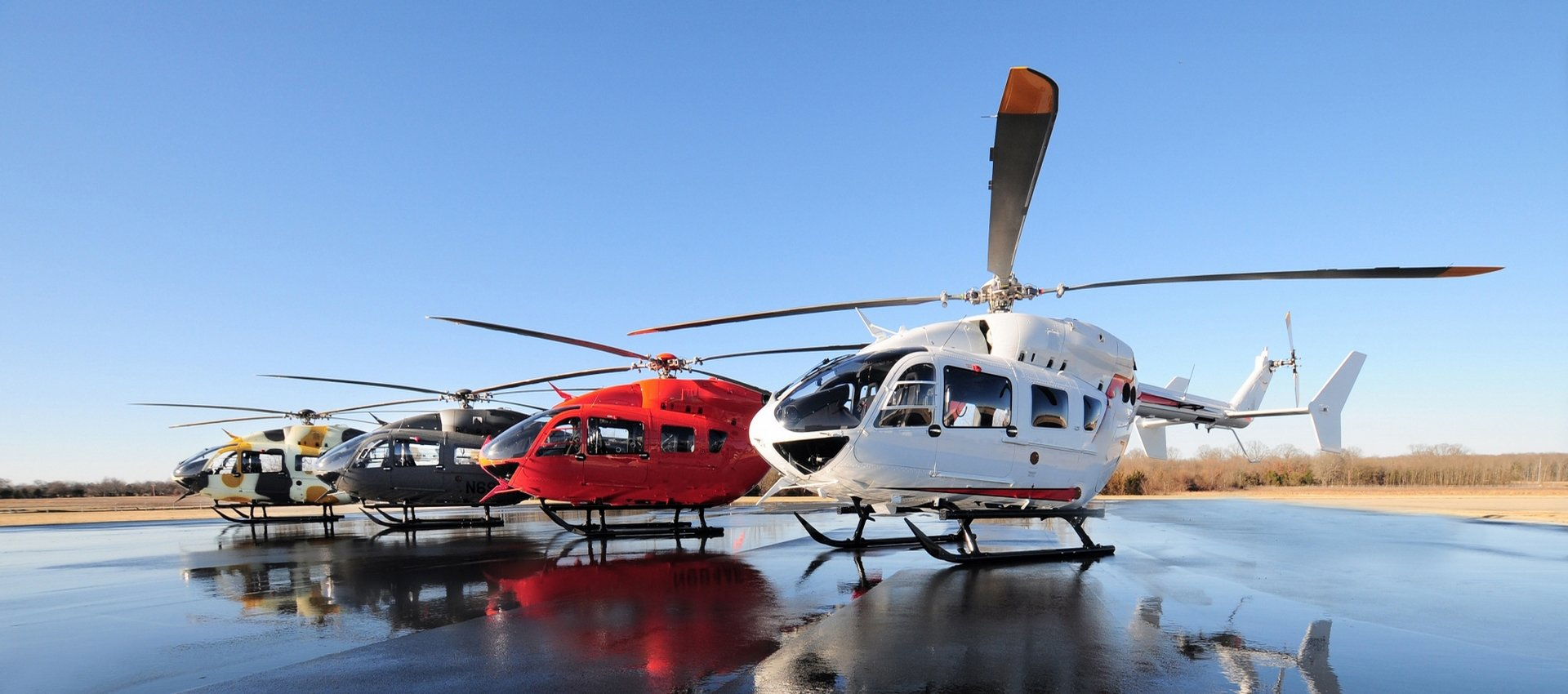 Riverside Helicopter Charter California